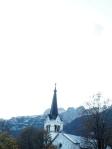 Kirken i Bovec